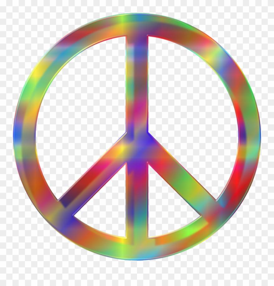 Peace Symbol Png Transparent Images.