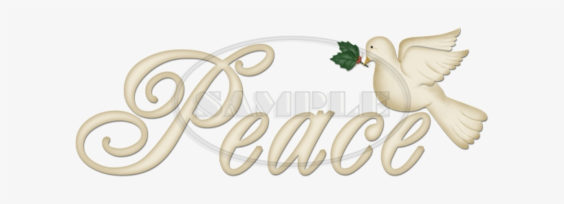 Peace Clipart The Word.