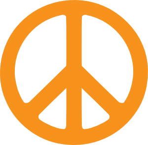 Green Peace Symbol Clip Art at Clker.com.