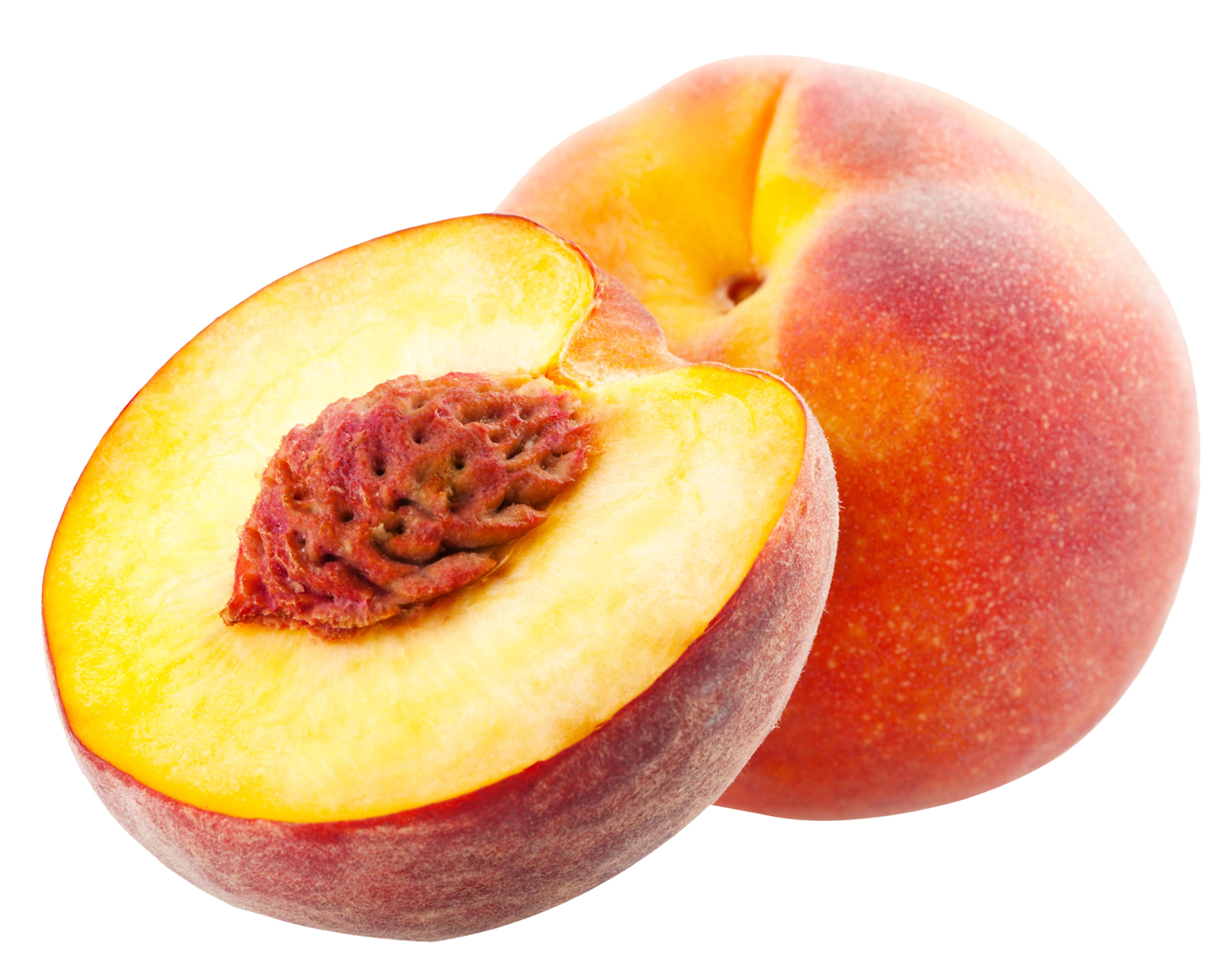 Peach PNG image download #41687.
