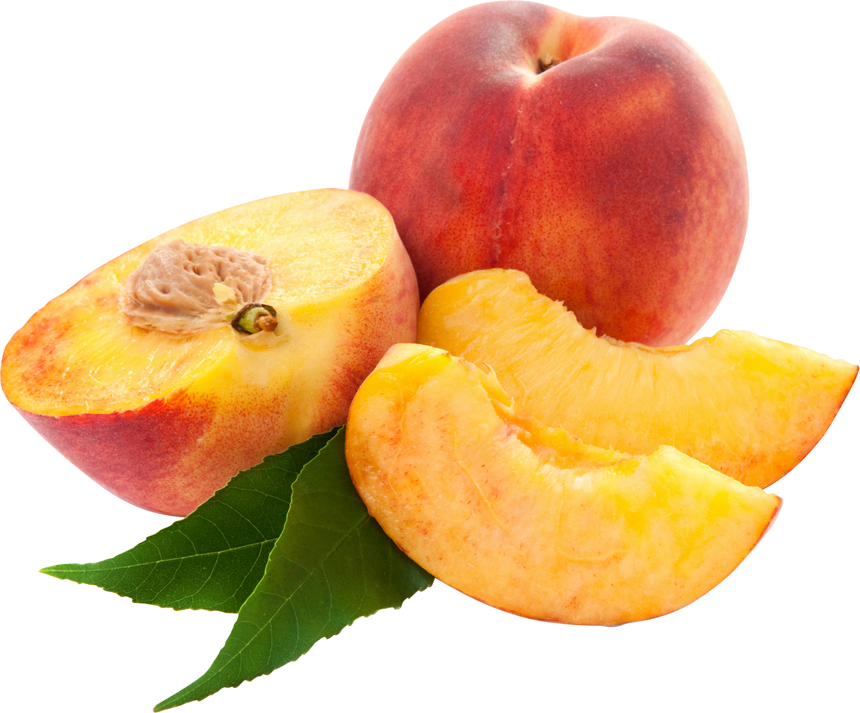 Peach PNG image, free download peach pictures.