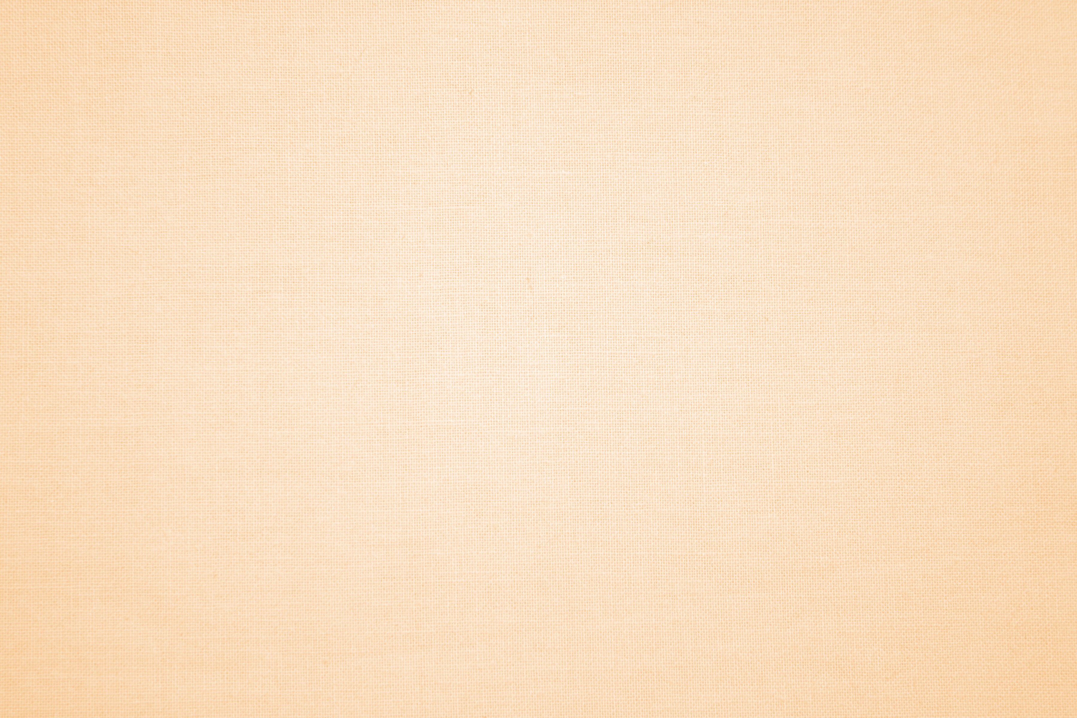 Peach Colored Canvas Fabric Texture Picture.