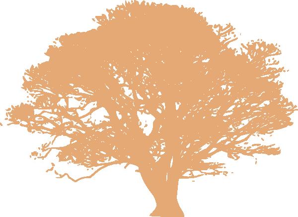 Peach Tree Clip Art at Clker.com.