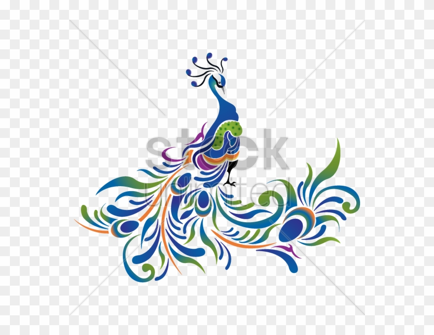 Free Download Cartoon Images Of A Peacock Clipart Clip.