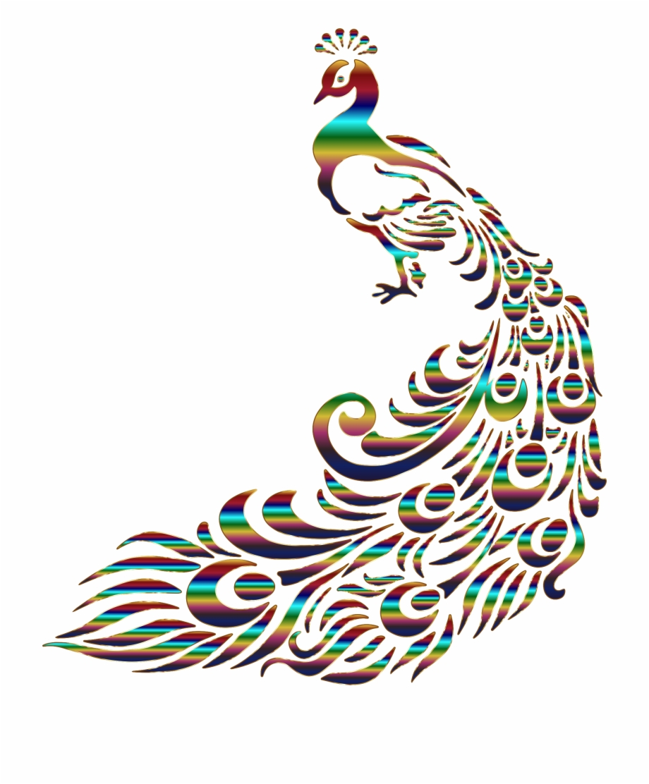 Peacock Clipart Png.
