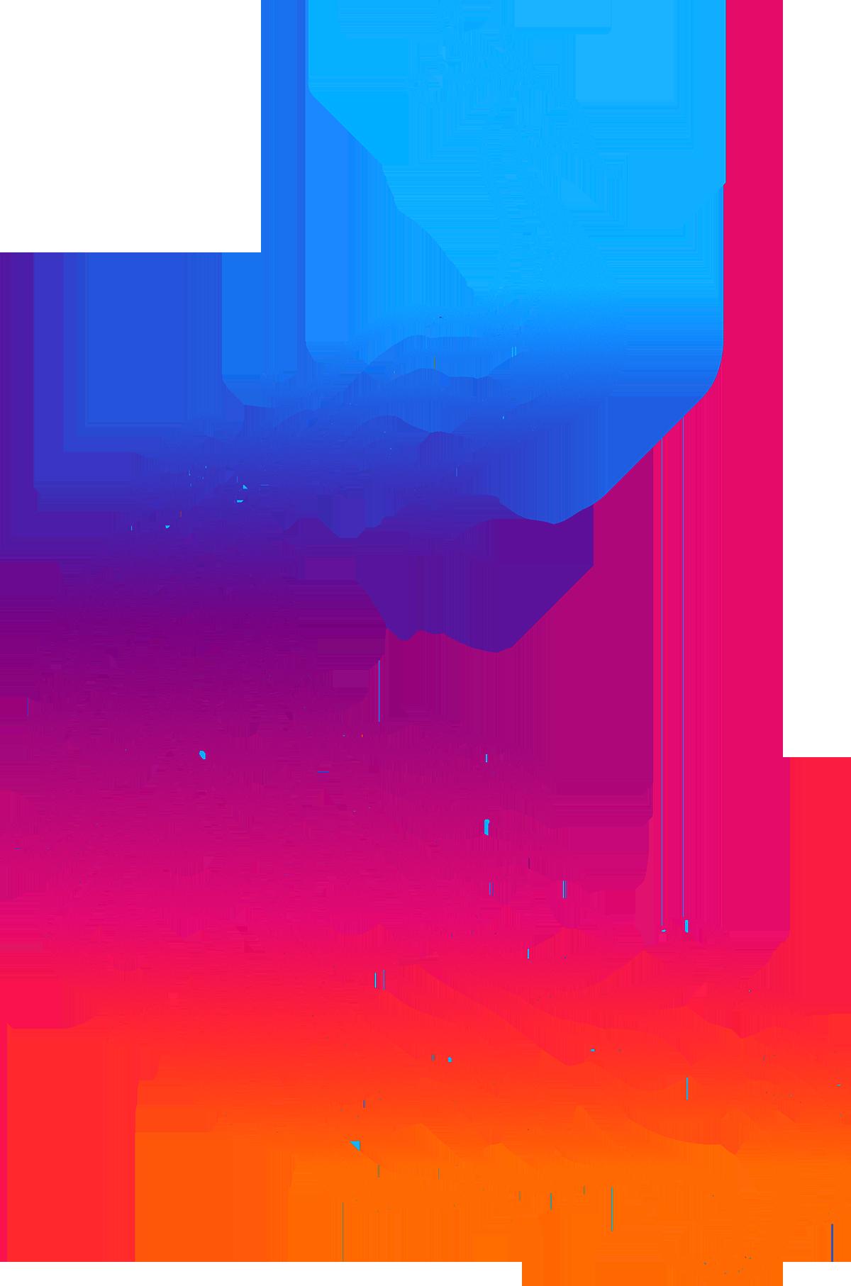 Peafowl Logo Feather Clip art.
