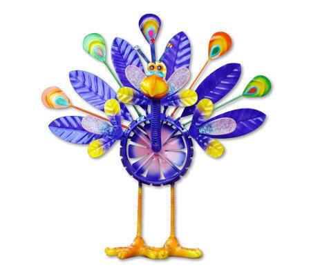Peacock Springee Spinner.
