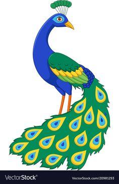 33 Best peacock vector images in 2017.