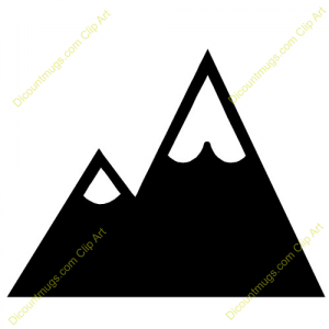 Watch more like Mountain Peak Clip Art.