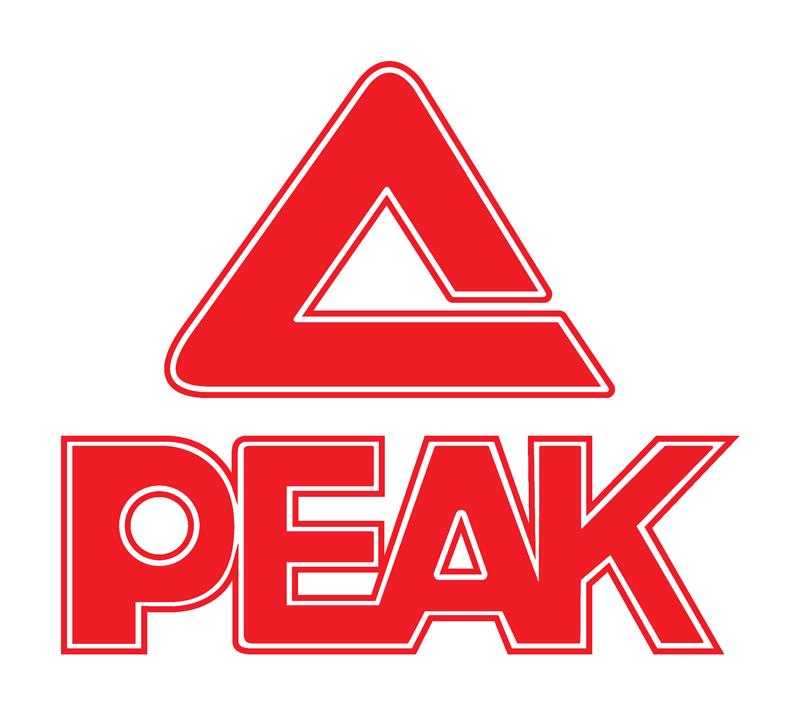 Peak Logo / Sport / Logo.