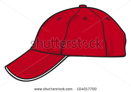 Baseball Hat Clipart Side View.