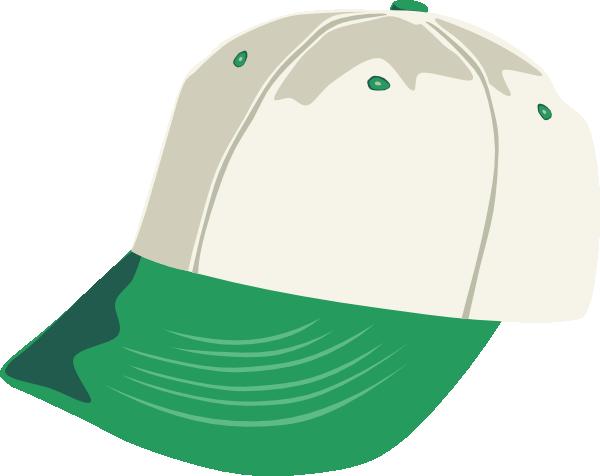 Baseball Cap 2 Clip Art at Clker.com.