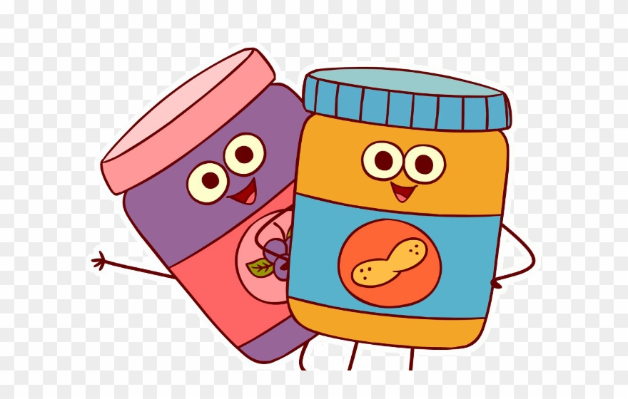 Peanut Butter And Jelly Super Simple Songs Clipart (#2196026.