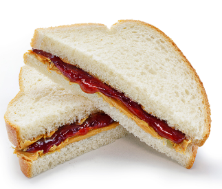 Get Peanut Butter & Grape Jelly Sandwich Delivered to Your.