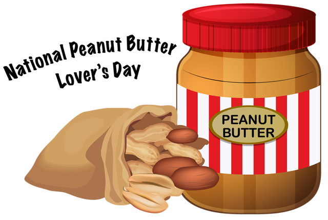 All About National Peanut Butter Lover\'s Day and Peanut.