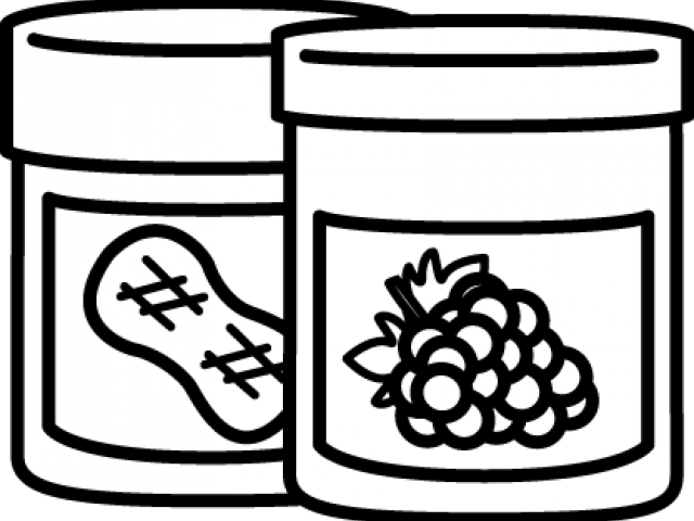 Download Peanut Butter And Jelly Clipart.