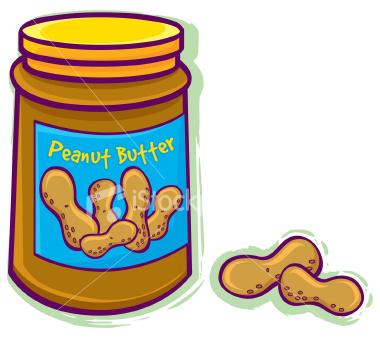 Peanut Butter Clipart.