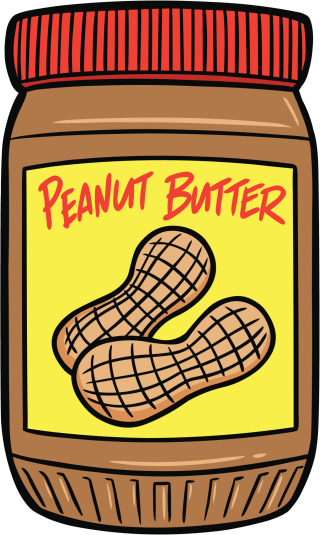 Peanut Butter Clipart Free.