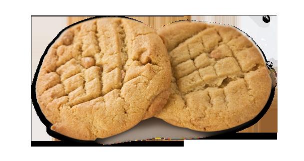 peanut butter cookies power ups.