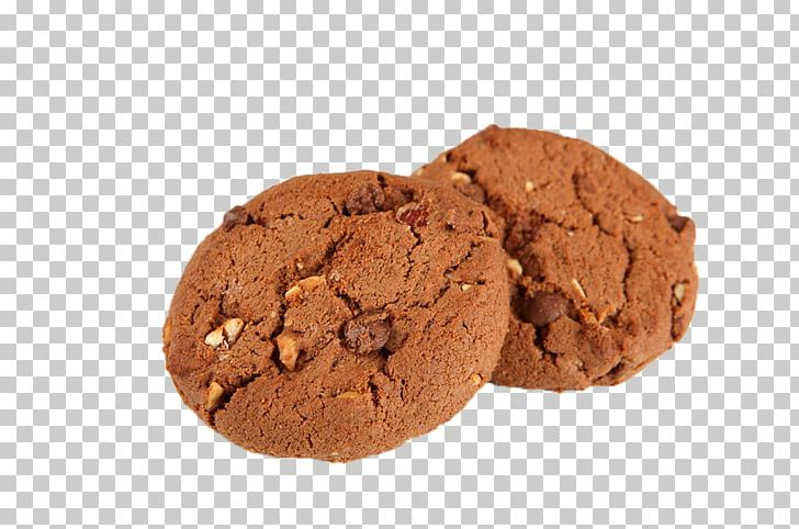 Chocolate Chip Cookie Peanut Butter Cookie Biscuit PNG.
