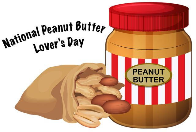 All About National Peanut Butter Lover's Day and Peanut Butter.
