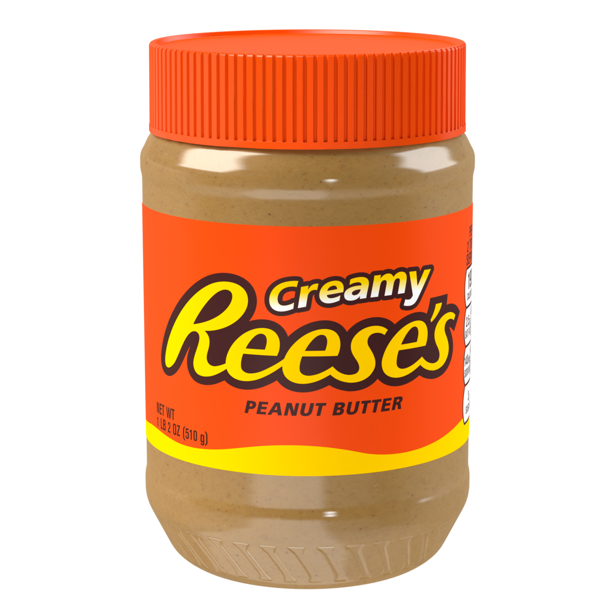 REESE\'S Creamy Peanut Butter.