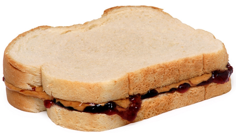 Peanut Butter And Jelly Clip Art.