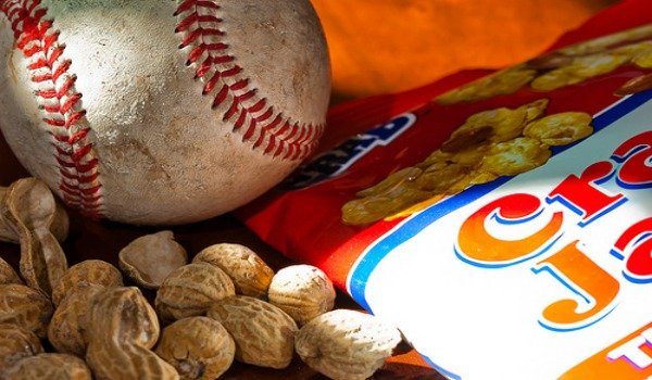 A History of Baseball\'s Favorite Foods.