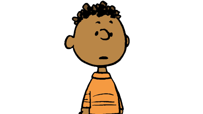 Franklin, a \'Peanuts\' Character Created in the Civil Rights.