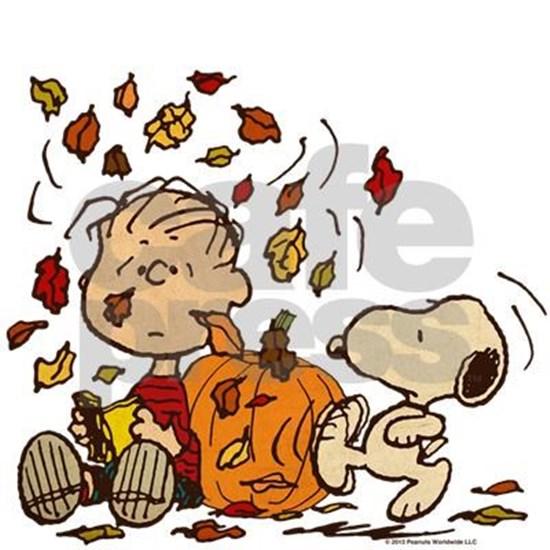 Fall clipart peanuts cartoon, Fall peanuts cartoon.