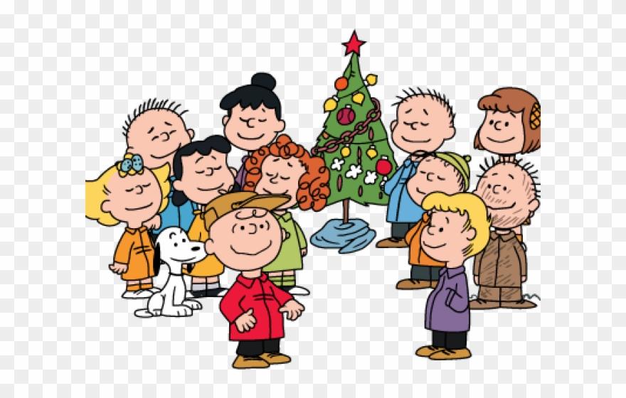 Winter Clipart Peanuts.