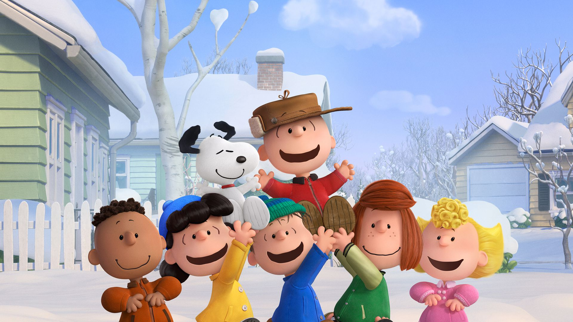 The Peanuts Movie Movie Wallpapers.