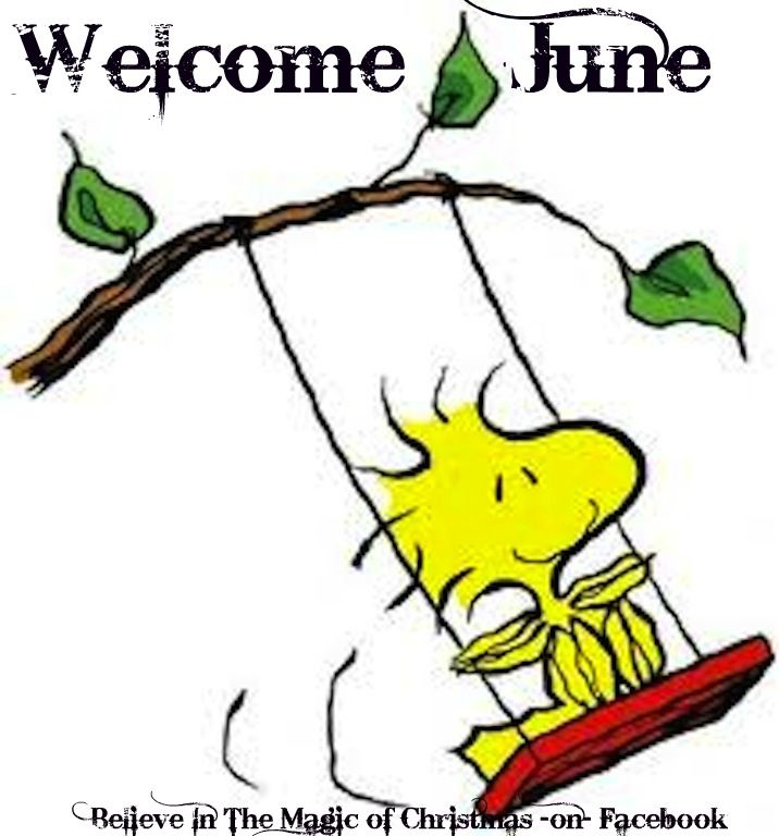 Woodstock welcome June!.