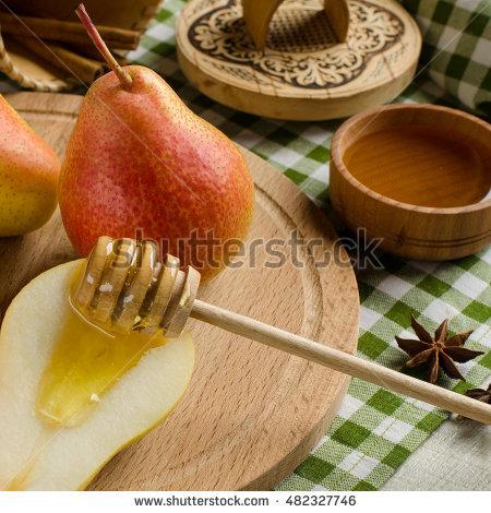 Pear bark clipart #5