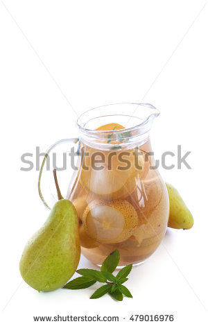 Pear Compote Stock Photos, Royalty.