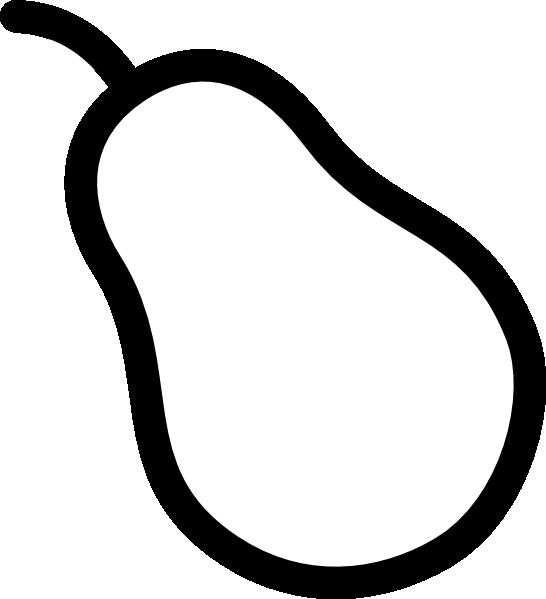 Pear Template.