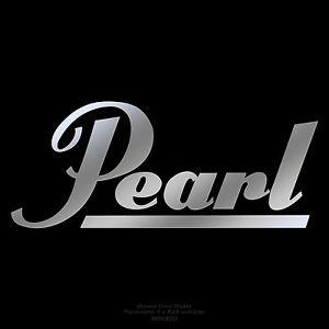 Pearl drums Logos.