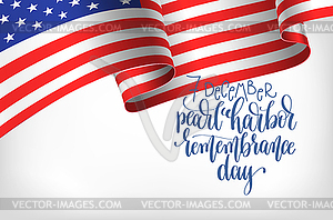7 december pearl harbor remembrance day.
