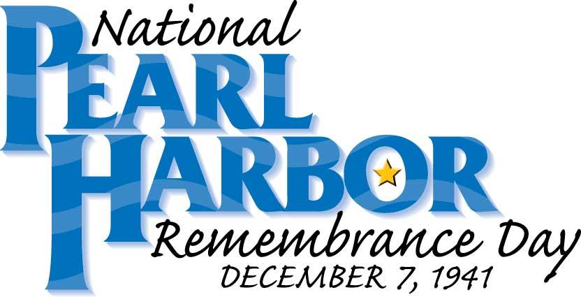 Pearl Harbor Remembrance.