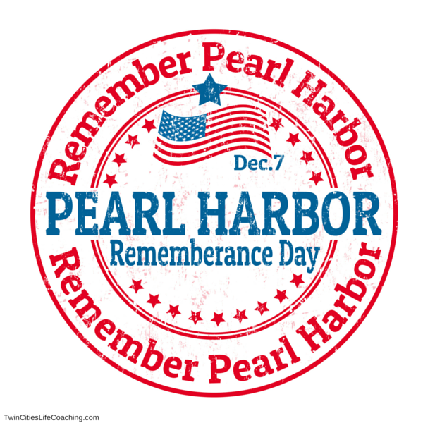 Pearl Harbor Remembrance Day. To Honor and Remember..