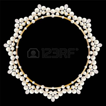 3,749 Pearl Necklace Stock Illustrations, Cliparts And Royalty.