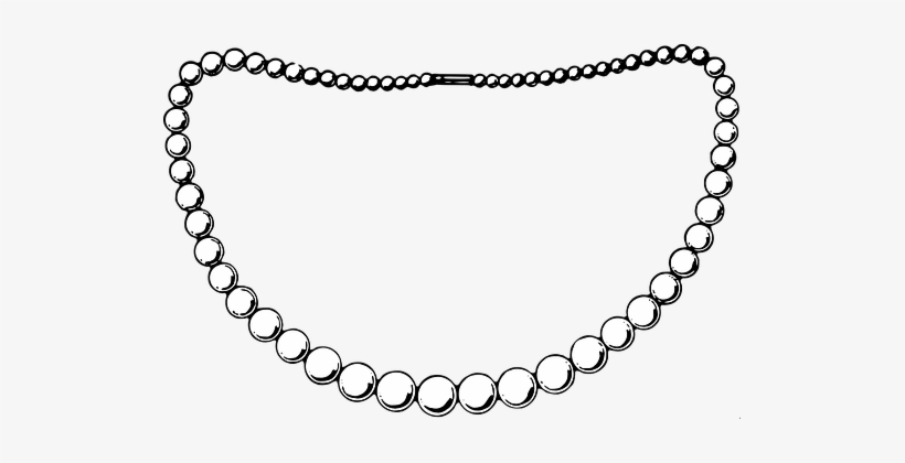 Pearl Necklace Clipart Png PNG Images.