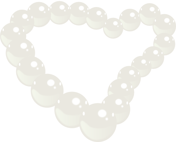Pearls Clip Art at Clker.com.