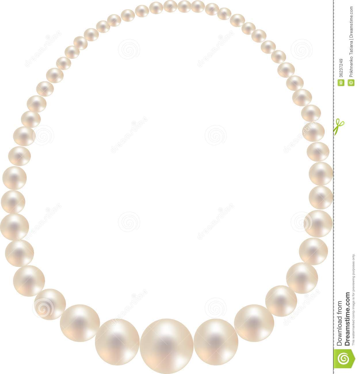 Related Keywords & Suggestions for Pearl Necklace Clipart Png.