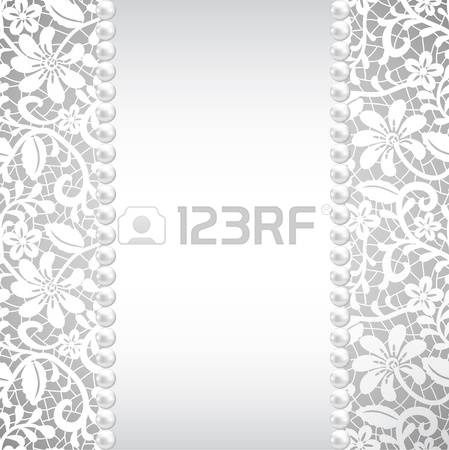 11,598 Pearls Background Stock Vector Illustration And Royalty.