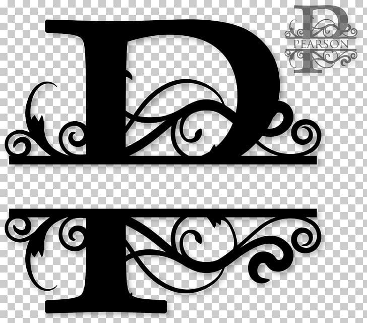Monogram Letter , monogram, Pearson logo illustration PNG.