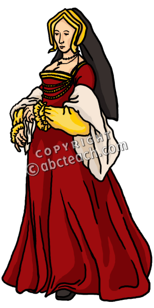 Peasants In The Middle Ages Clipart