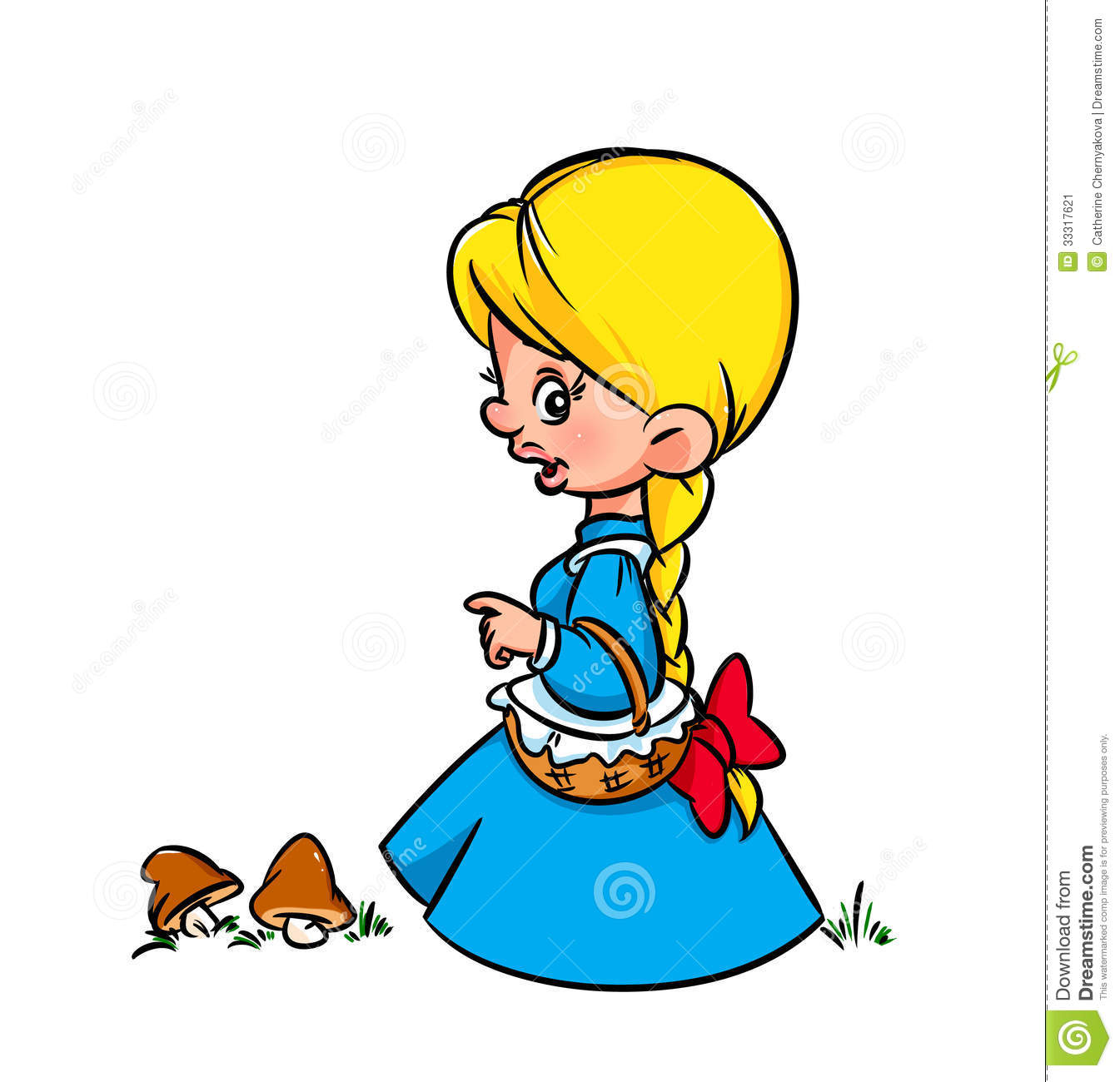 Showing post & media for Cartoon medieval peasant girl.