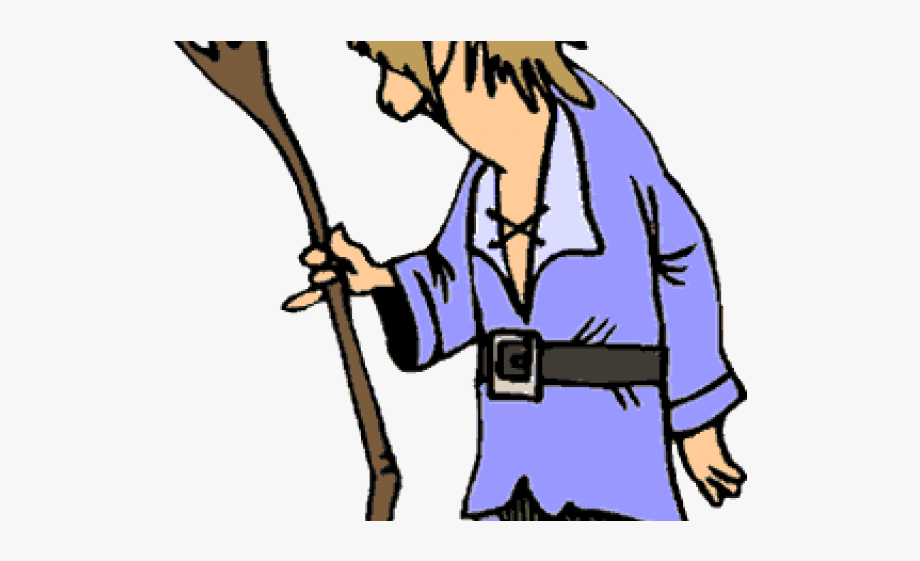 Monk Clipart Medieval Farmer.