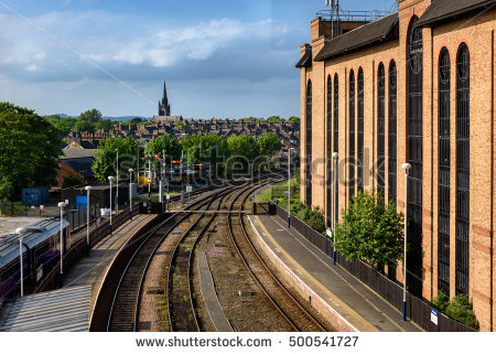 Harrogate England Stock Photos, Royalty.